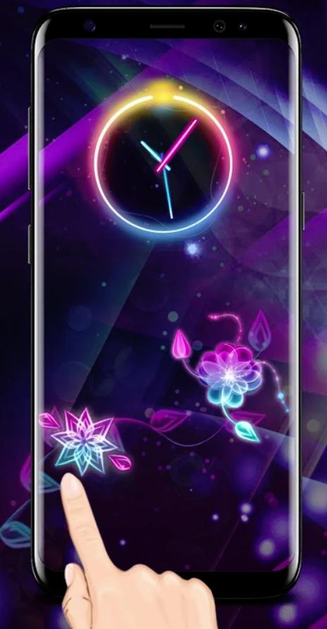 Neon Light Icon Packs Premium Screenshot 02