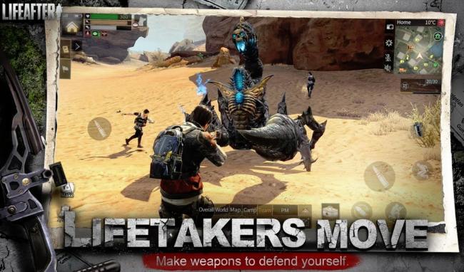 LifeAfter MOD ScreenShot 02