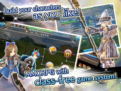 RPG Toram Online MOD APK v3.2.63