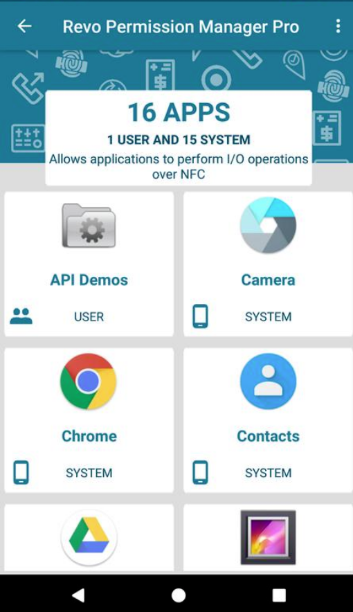 Revo Screenshot